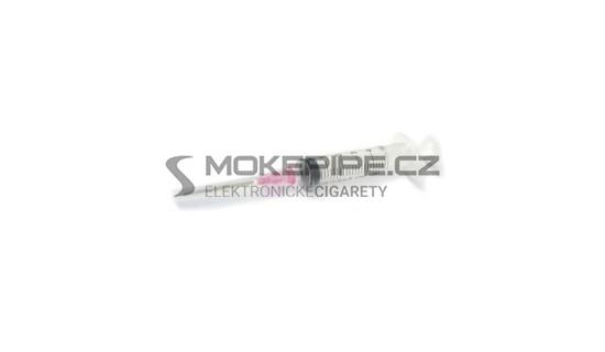 Injekční stříkačka s jehlou (5ml)