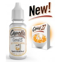 Příchuť Capella: Cereálie (Cereal 27) 13ml