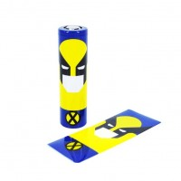 Smršťovací folie pro baterie 18650 (Wolverine)