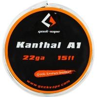 GeakVape Kanthal A1 odporový drát 22ga 0,65mm - 5m