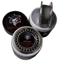 Demon Killer Flat Twisted Kanthal A1 odporový drát (0,2 x 0,8) x2 - 5m