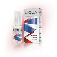 Liquid LIQUA Elements Cuban Tobacco 10ml-0mg (Kubánský doutník)