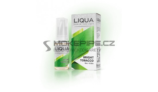 Liquid LIQUA Elements Bright Tobacco 10ml-12mg (čistá tabáková příchuť)
