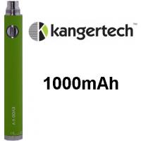 Kangertech EVOD VV baterie 1000mAh - Zelená