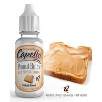 Příchuť Capella: Burákové máslo (Peanut Butter v2) 13ml