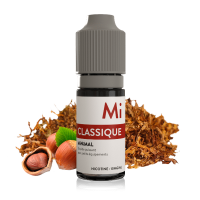 E-liquid The Fuu MiNiMAL 10ml / 10mg: Classic (Jemná tabáková směs)
