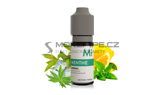 E-liquid The Fuu MiNiMAL 10ml / 10mg: Mint (Máta)