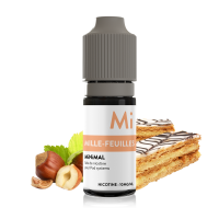 E-liquid The Fuu MiNiMAL 10ml / 10mg: Mille-Feuilles (Vanilkový dezert)