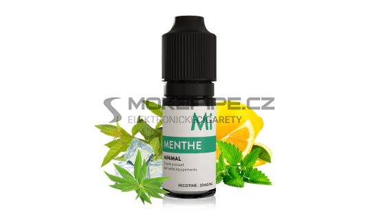E-liquid The Fuu MiNiMAL 10ml / 20mg: Mint (Máta)