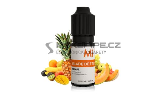 E-liquid The Fuu MiNiMAL 10ml / 20mg: Fruity Medley (Šťavnatá ovocná směs)