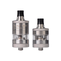 Steam Crave Glaz Mini MTL RTA (2ml / 5ml) - Stříbrná