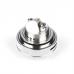 BDvape Precisio MTL RTA clearomizer 2,7ml - Stříbrná