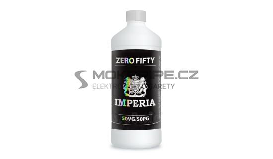 Beznikotinová báze Imperia Zero Fifty (50/50) 1000ml