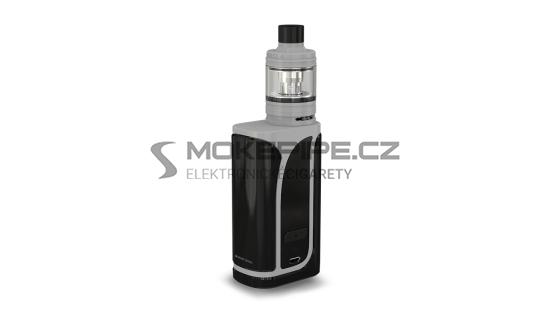 Eleaf iKuun i200 Kit s Melo 4 D25 - Stříbrná