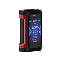 GeekVape Aegis X 200W TC Mod - Red Black