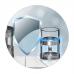 Aspire Nautilus GT Clearomizér 3ml - Silver