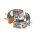 Aspire Nautilus GT Anniversary Edition Clearomizér 4,2ml - Silver Titanium