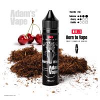 Příchuť Adams vape S&V: Cherry Wheels (Opravdový tabák s třešní) 12ml