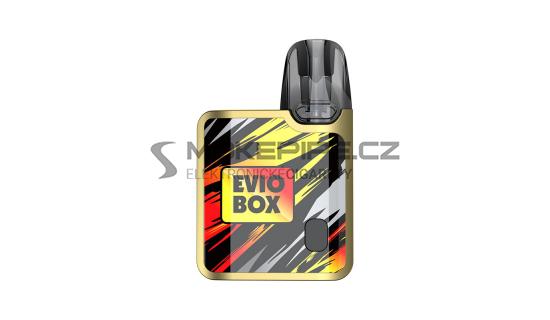 Joyetech EVIO Box Pod elektronická cigareta 1000mAh - Golden Flame