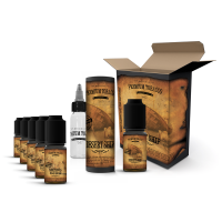 E-liquid DIY sada Premium Tobacco 6x10ml / 3mg: Desert Ship