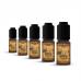 E-liquid DIY sada Premium Tobacco 6x10ml / 3mg: MaXXky Green
