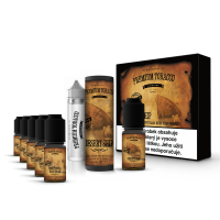 E-liquid DIY sada Premium Tobacco 6x10ml / 6mg: Desert Ship