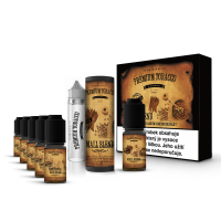E-liquid DIY sada Premium Tobacco 6x10ml / 12mg: Mall Blend