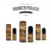 E-liquid DIY sada Premium Tobacco 6x10ml / 18mg: Deluxe Tobacco
