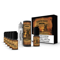 E-liquid DIY sada Premium Tobacco 6x10ml / 18mg: Lucky Color