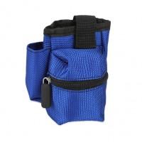 Multifunkční přenosné pouzdro pro gripy a e-cigarety - Modrá