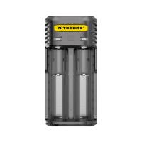 Nitecore Intellicharger Q2 multifunkční nabíječka baterií - Blackberry