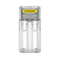 Nitecore Intellicharger Q2 multifunkční nabíječka baterií - Lemonade