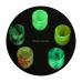 Joyetech 810 Luminous Resinový náustek - Červená