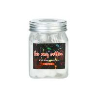 Přírodní vata Lvs Easy Cotton - chytré proužky (60ks)