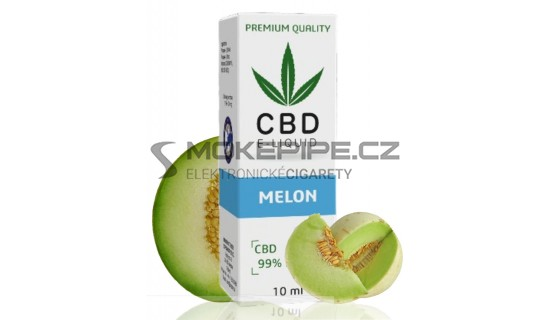 10ml CBD Vape Liquid - Melon 300mg (3%)