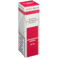 Liquid Ecoliquid Cranberry 10ml - 6mg (Brusinka)