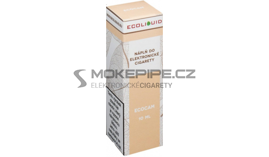 Liquid Ecoliquid ECOCAM 10ml - 6mg