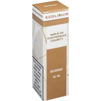 Liquid Ecoliquid ECODAV 10ml - 0mg
