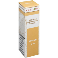 Liquid Ecoliquid ECODUN 10ml - 0mg