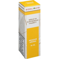 Liquid Ecoliquid Honey 10ml - 20mg (Med)