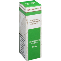 Liquid Ecoliquid Menthol 10ml - 18mg