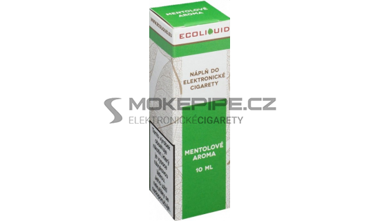 Liquid Ecoliquid Menthol 10ml - 3mg
