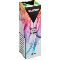 Liquid ELECTRA Exotic mix 10ml - 3mg (Mix exotického ovoce)