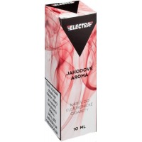 Liquid ELECTRA Strawberry 10ml - 3mg (Jahoda)