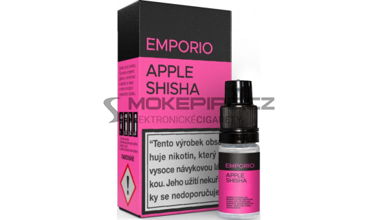Imperia EMPORIO Apple Shisha 10ml - 1,5mg