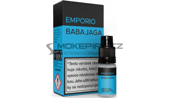Imperia EMPORIO Baba Jaga 10ml - 9mg