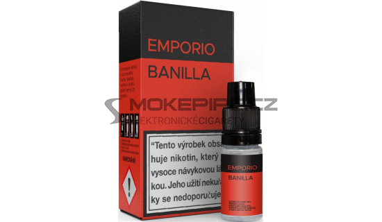 Imperia EMPORIO Banilla 10ml - 9mg