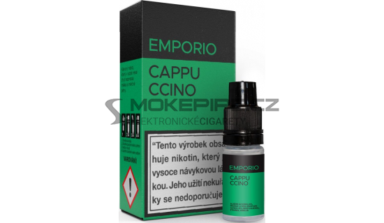 Imperia EMPORIO Cappuccino 10ml - 1,5mg