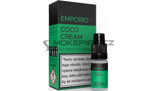 Imperia EMPORIO Coco Cream 10ml - 1,5mg