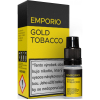Imperia EMPORIO Gold Tobacco 10ml - 18mg